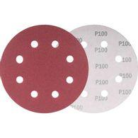 Disco de Lixa Vonder com 180mm Grão 100 Para A Lixadeira Lpv 750