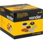 Jogo-de-Discos-Vonder-Para-Lixar-E-Polir-7--E-Suporte-com-Pluma--Sistema-Fixa-Facil-