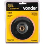 Disco-de-PVC-Vonder-Para-Lixadeira-4.1-2--com-Sistema-Fixa-Facil
