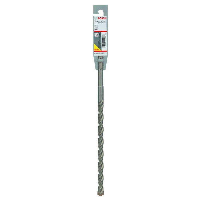 Broca-Bosch-SDS-plus-3-para-concreto-Ø12-x-200-x-260mm