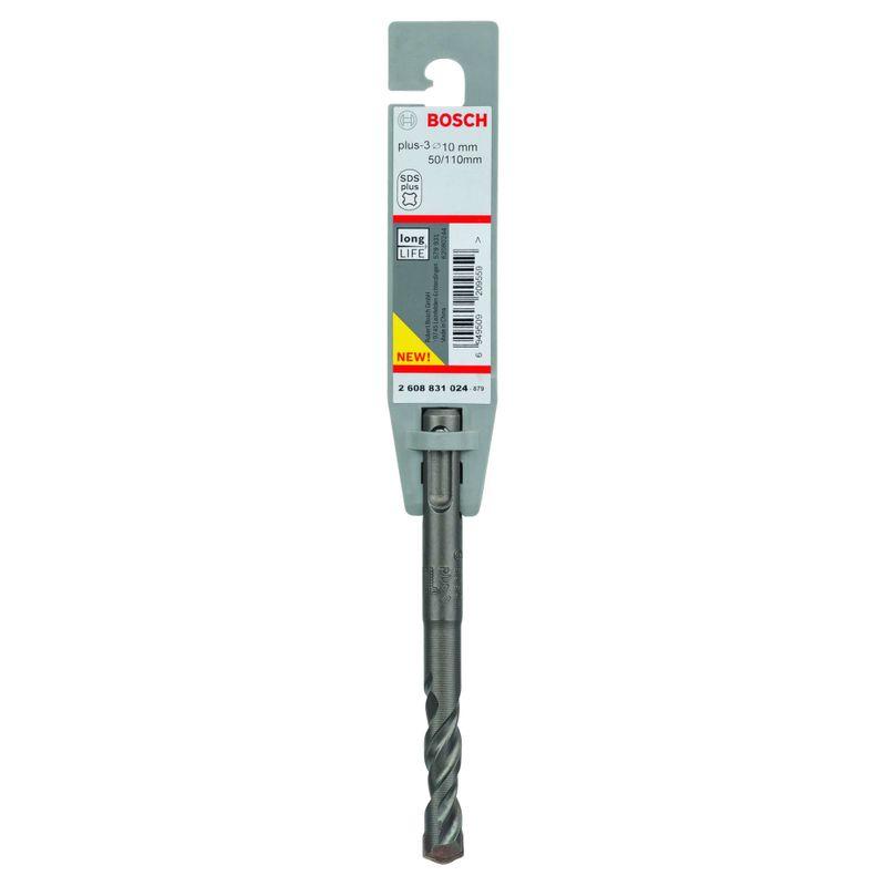 Broca-Bosch-SDS-plus-3-para-concreto-Ø10-x-50-x-110mm
