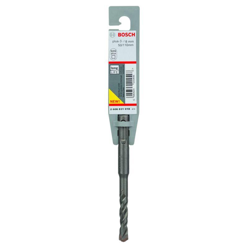 Broca-Bosch-SDS-plus-3-para-concreto-Ø8-x-50-x-110mm