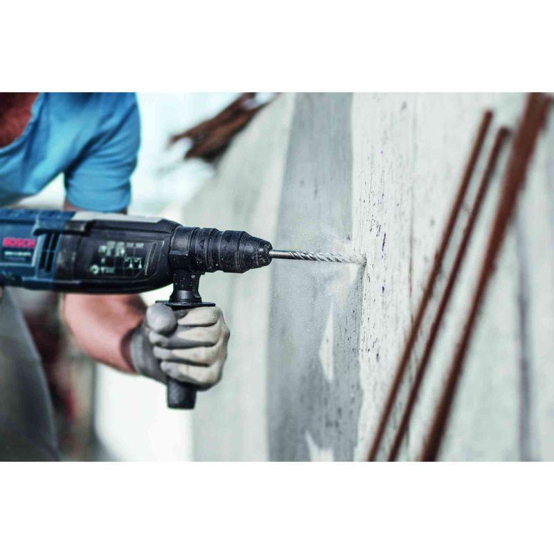 Broca-Bosch-SDS-plus-3-para-concreto-Ø8-x-150-x-210mm