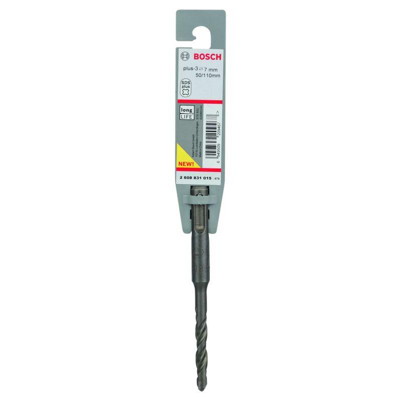 Broca-Bosch-SDS-plus-3-para-concreto-Ø7-x-50-x-110mm