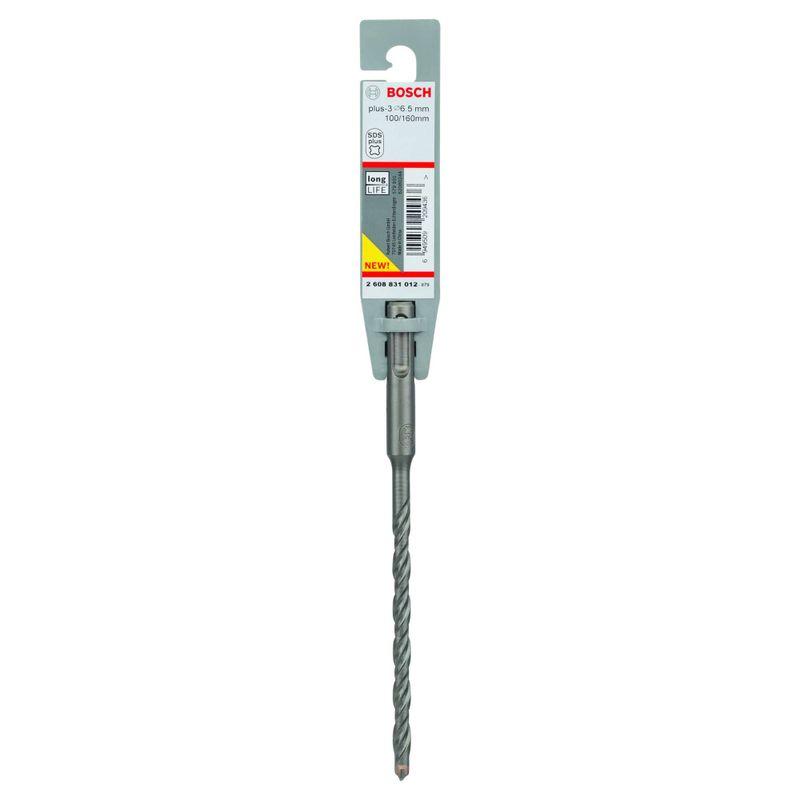 Broca-Bosch-SDS-plus-3-para-concreto-Ø65-x-100-x-160mm
