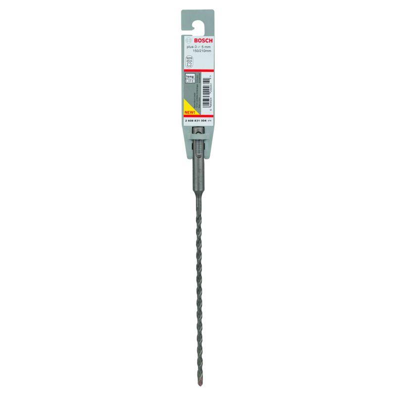 Broca-Bosch-SDS-plus-3-para-concreto-Ø5-x-150-x-210mm