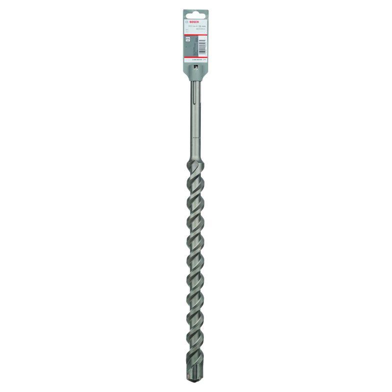 Broca-Bosch-SDS-Max-4-para-concreto-Ø32-x-400-x-520mm