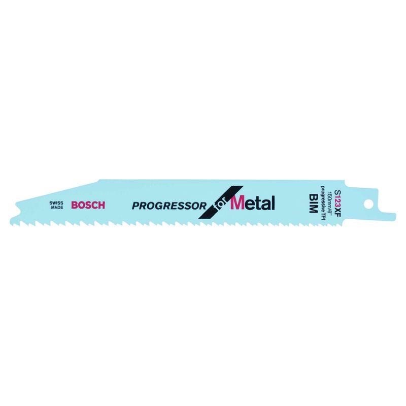 Lamina-de-serra-sabre-Bosch-S123XF-Progressor-for-Metal---2-unidades