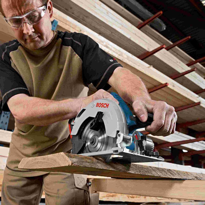 Disco-de-serra-circular-Bosch-Optiline-Wood-ø184-furo-de-20mm-espessura-de-15mm-24-dentes
