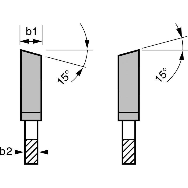 Disco-de-serra-circular-Bosch-Optiline-Wood-ø235-furo-de-25mm-espessura-de-18mm-40-dentes