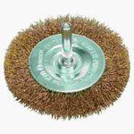 Escova-de-aco-Bosch-circular-para-furadeira-arame-ondulado-resvestido-de-latao-75mm