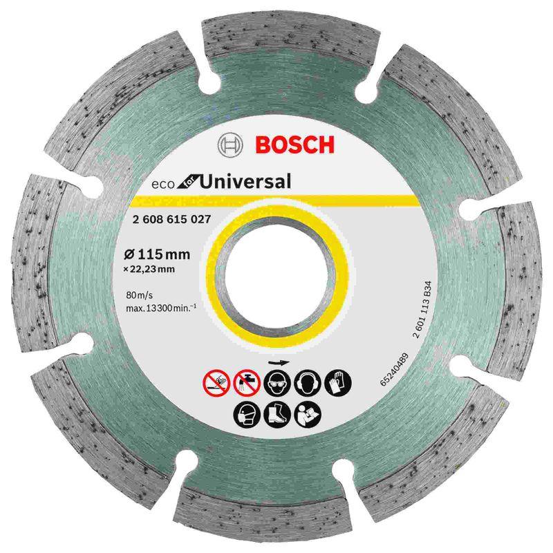 Disco-diamantado-segmentado-Bosch-ECO-For-Universal-115-x2223-x-20-x-7mm