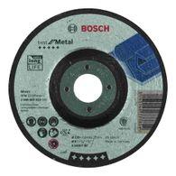 Disco de Desbaste Bosch Best for Metal 125x7,0mm Centro Deprimido