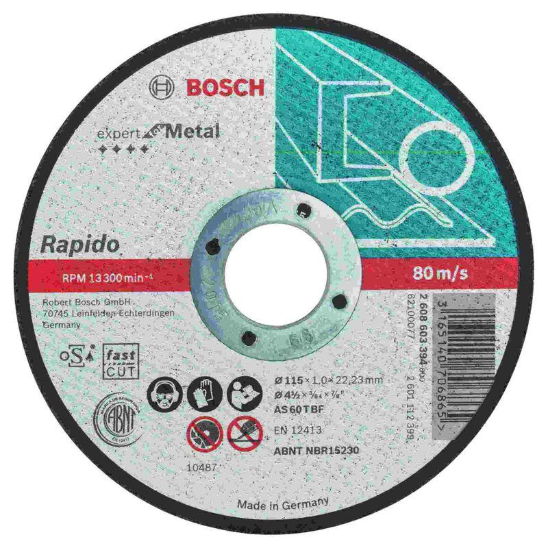 Disco-de-Corte-Bosch-Expert-for-Metal-115x10mm-Centro-Reto