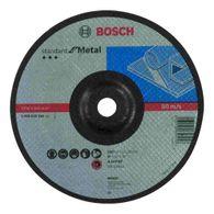 Disco de Desbaste Bosch Standard for Metal 230x6,0mm Centro Deprimido