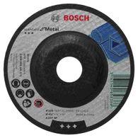 Disco de Desbaste Bosch Standard for Metal 115x6,0mm Centro Deprimido