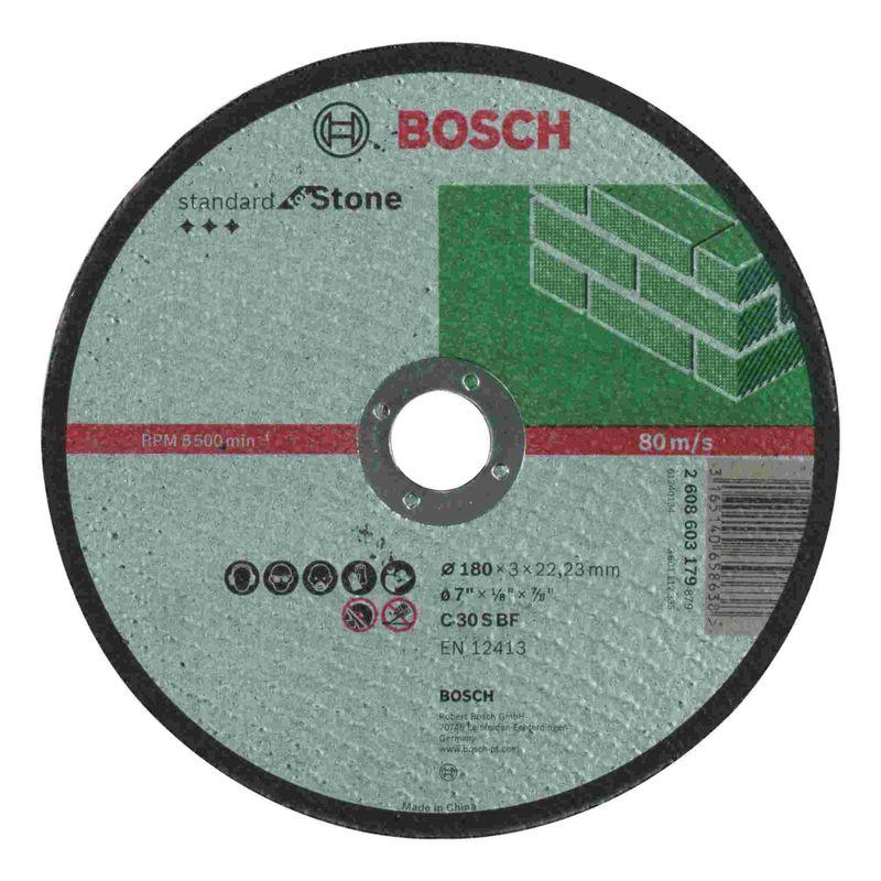 Disco-de-Corte-Bosch-Standard-for-Stone-180x30mm-Centro-Reto