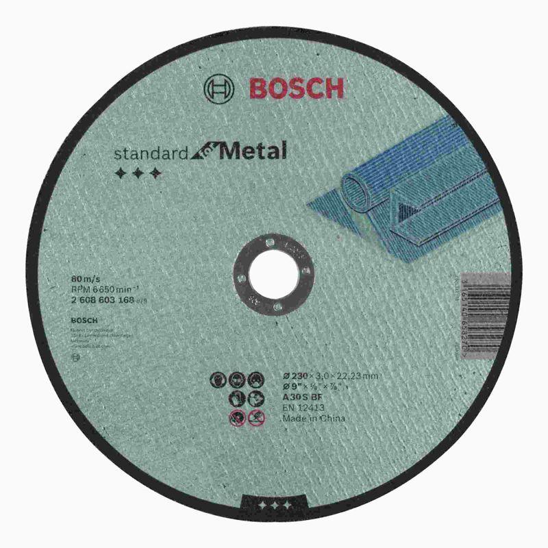 Disco-de-Corte-Bosch-Standard-for-Metal-230x30mm-Centro-Reto