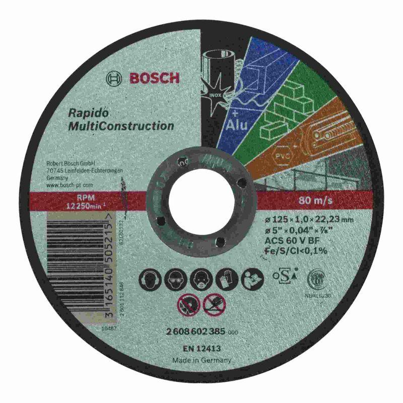 Disco-de-Corte-Bosch-MultiConstruction-125x10mm-Centro-Reto