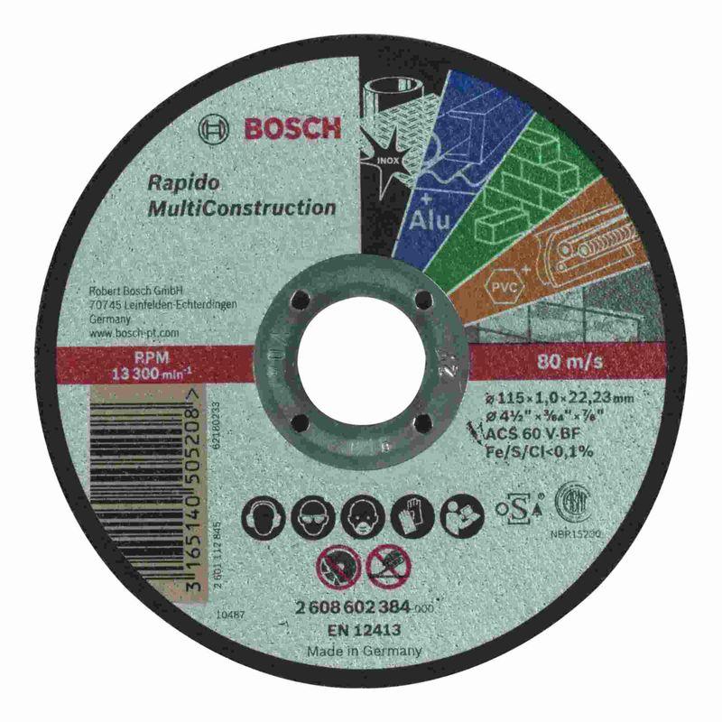 Disco-de-Corte-Bosch-MultiConstruction-115x10mm-Centro-Reto
