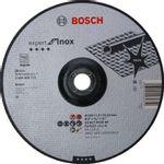 Disco-de-Corte-Bosch-Expert-for-Inox-230x19mm-Centro-Deprimido