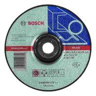 Disco de Desbaste Bosch Expert for Metal 180x6,0mm Centro Deprimido