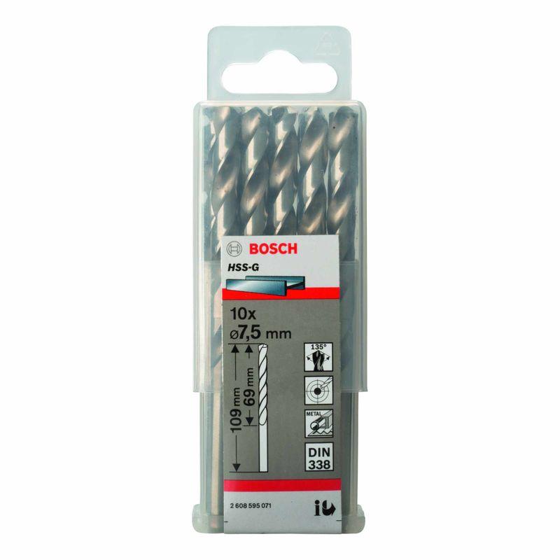 Broca-para-Metal-Bosch-Aco-Rapido-HSS-G-75mm---10-unidades