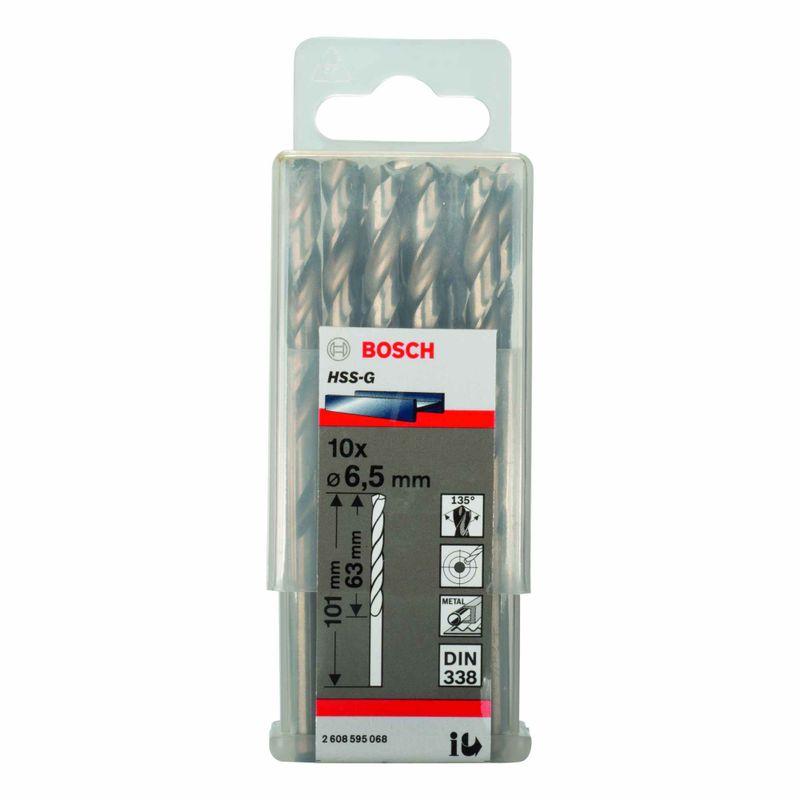 Broca-para-Metal-Bosch-Aco-Rapido-HSS-G-65mm---10-unidades