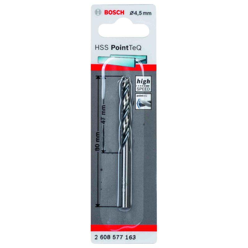 Broca-para-Metal-Bosch-Aco-Rapido-HSS-PointTeQ-45mm
