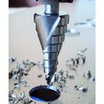 Broca-Escalonada-para-Metal-Bosch-Aco-Rapido---Titanio-HSS-TiN-40-120mm---5-diametros