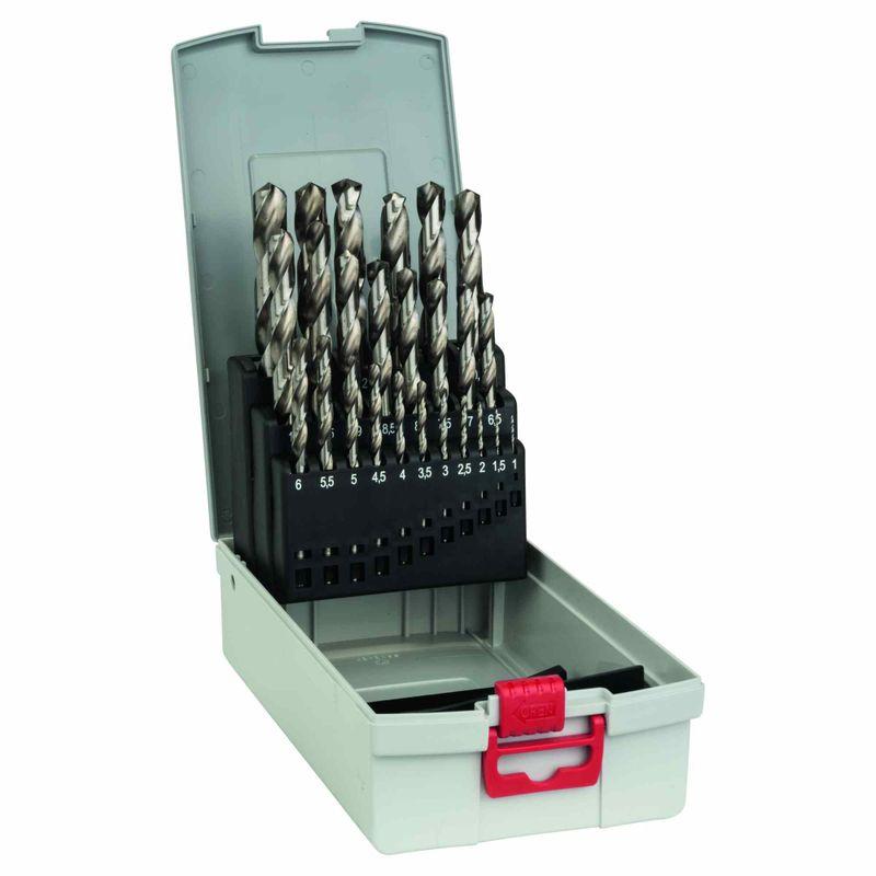 Broca-para-Metal-Bosch-Aco-Rapido-HSS-G-ProBox-10-130mm---25-unidades