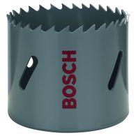 """Serra copo Bosch bimetálica HSS - adição de cobalto para adaptador standard 60mm 2.3/8"""""""