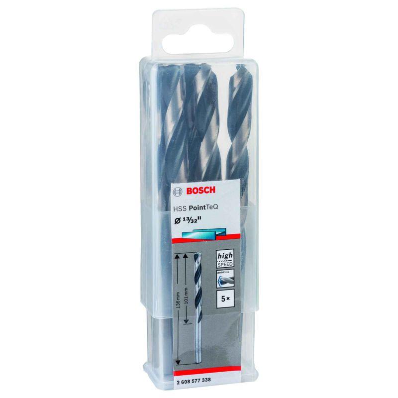 Broca-para-Metal-Bosch-Aco-Rapido-HSS-PointTeQ-13-32----5-unidades