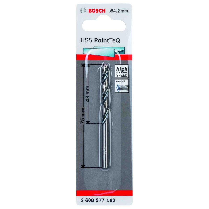 Broca-para-Metal-Bosch-Aco-Rapido-HSS-PointTeQ-42mm