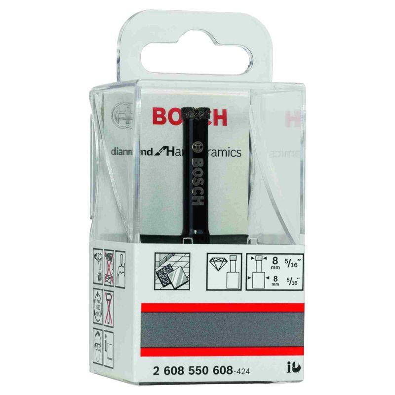 Broca-Bosch-de-diamante-para-furar-a-umido-Diamond-for-Hard-Ceramics-Ø8-x-30-x-65mm