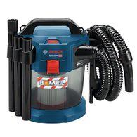 Aspirador de Pó a Bateria Bosch GAS 18V-10 L18V sem Bateria e sem Carregador