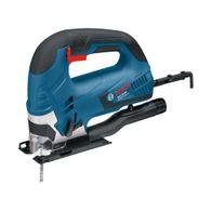 Serra Tico-Tico Bosch GST 90 BE 650 + 1 Lâmina de serra e Adaptador de aspiração + Maleta