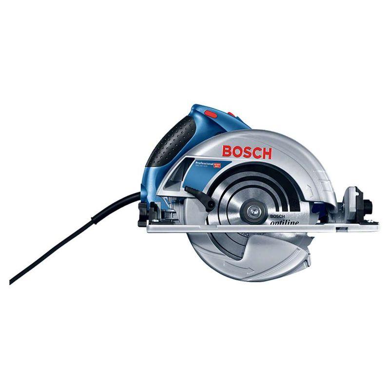 Serra-Circular-Bosch-GKS-65-GCE-1800W---1-Disco-de-serra-Adaptador-para-aspiracao-e-Guia-paralelo-220V