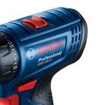 Parafusadeira-Furadeira-a-Bateria-3-8--Bosch-GSR-120-LI-12V---2-Baterias-20Ah---1-Carregador-Bivolt---Kit-21-Acessorios---Maleta