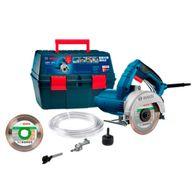 Serra Mármore a úmido Bosch GDC 151 Titan 1500W + Kit de refrigeração + 1 Disco + Maleta