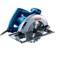 Serra Circular Bosch GKS 20-65 2000W + 1 Disco de serra e Guia paralelo