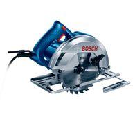 Serra Circular Bosch GKS 150 1500W + 1 Disco de serra Guia paralelo e Bolsa de transporte