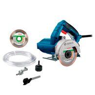 Serra Mármore a úmido Bosch GDC 151 Titan 1500W + Kit de refrigeração e 1 Disco