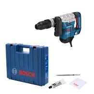 Martelo Rompedor Bosch GSH 5 CE 1150W 8,3J EPTA + 1 ponteiro + Maleta