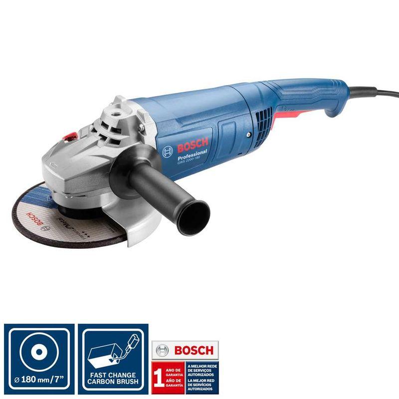 Esmerilhadeira-Angular-Bosch-7--GWS-2200-180-VULCANO-2200W-220V