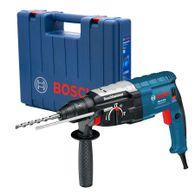 Martelo Perfurador Rompedor Bosch GBH 2-28 D 850W 3,2J EPTA + Maleta