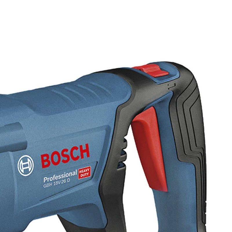Martelete-Perfurador-Demolidor-a-Bateria-Bosch-GBH-18V-26-D-SDS-plus-18V---26J-EPTA-sem-Bateria-e-sem-Carregador---Maleta
