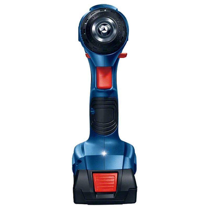 Parafusadeira-Furadeira-de-Impacto-1-2--Bosch-GSB-180-LI-18V---2-Baterias-15Ah-1-Carregador-Bivolt---Maleta