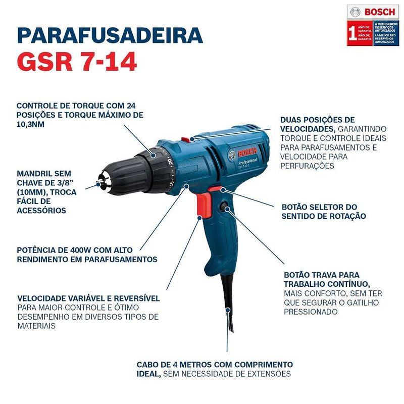 Parafusadeira-Furadeira-Bosch-GSR-7-14-E-400W-cabo-de-4m-110V