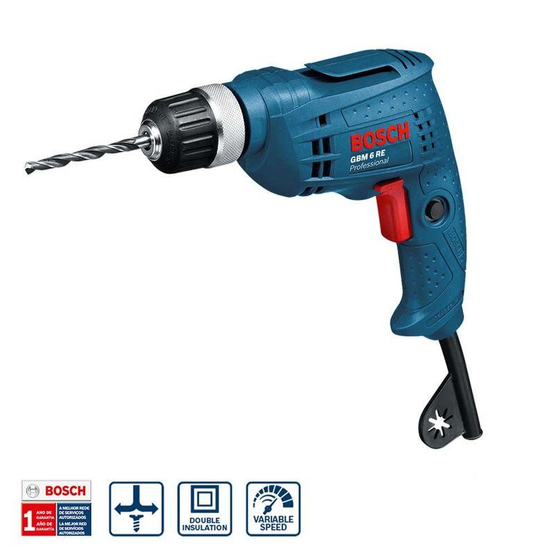 Furadeira-Sem-Impacto-Bosch-GBM-6-RE-350W-110V
